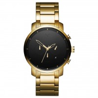 MVMT  Chrono Gold Link Men's Watch