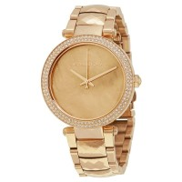 Michael Kors Women's Parker Rose Gold-Tone Watch MK6426
