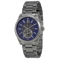 Michael Kors Men's Aiden Gunmetal-Tone Watch MK8418