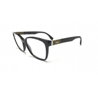 Fendi FF0055 7SY Eyeglasses Black