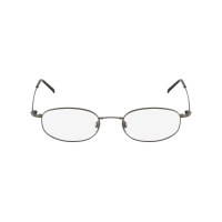 Flexon by Marchon 609 Gunmetal Men Eyeglasses
