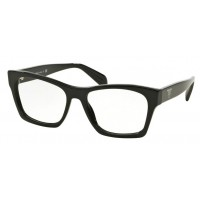 Prada VPR 22SF 1AB-101Eyeglasses Black