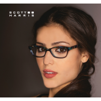 Scott Harris SH558 C1 Emerald Women Eyeglasses