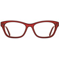 Scott Harris SH566 C3 Cherry/Black Women Eyeglasses