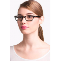 Ray-Ban RB5150 2034 Women Black Eyeglasses