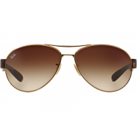Ray-Ban RB3509 001/13 Brown Gradient