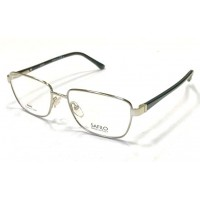 Safilo Elasta SA6000 EEI Light Gold / Black Eyeglasses