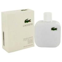 Eau de Lacoste Mens White L.12.12 125ml EDT