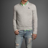 Abercrombie Opalescent River Sweater