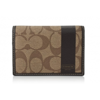Coach Men's Folio ID Wallet F74510