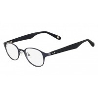 Marchon M-CHUCK 412 Antique Navy Eyeglasses