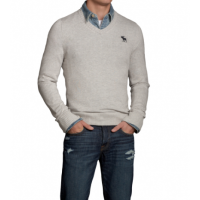 Abercrombie & Fitch - Morgan Mountain Sweater Men's